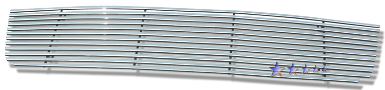 Ford Explorer 06-07 Polished Stainless Steel Main Front Grill