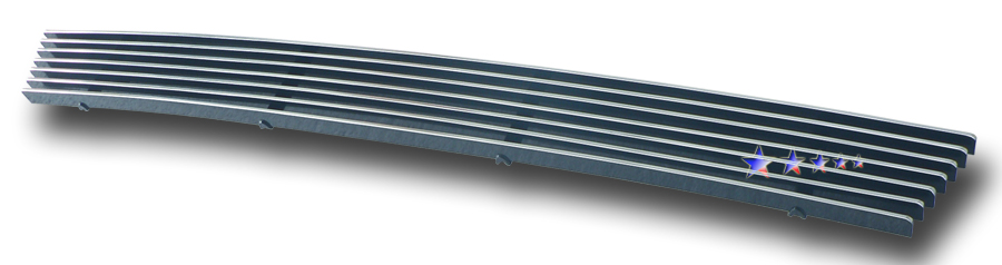 Ford F150  2006-2008 Polished Lower Bumper Aluminum Billet Grille