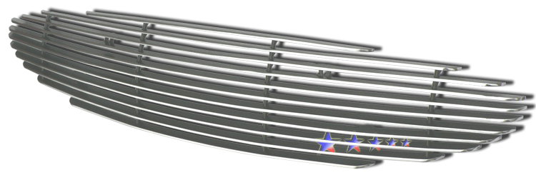 Ford Taurus  2000-2003 Polished Main Upper Aluminum Billet Grille