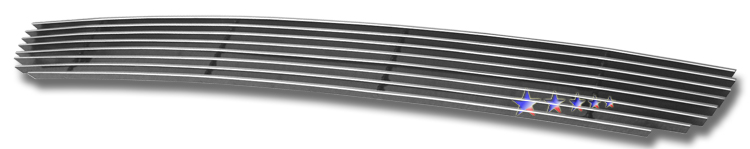 Ford Explorer Sport Trac  2007-2010 Polished Lower Bumper Aluminum Billet Grille