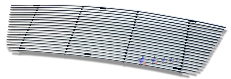 Ford Expedition  2003-2006 Polished Main Upper Stainless Steel Billet Grille
