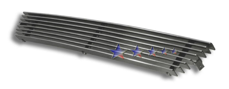 Ford Ranger  2004-2005 Polished Lower Bumper Stainless Steel Billet Grille