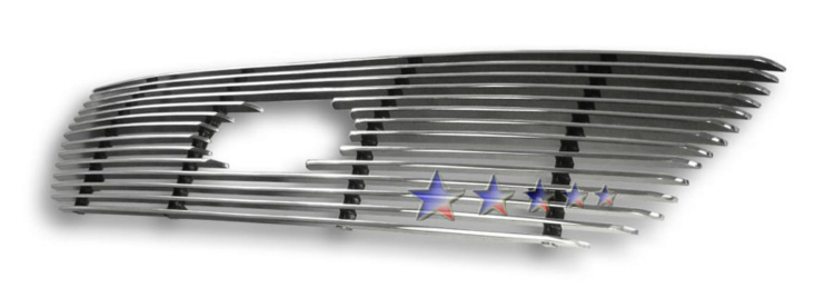 Ford Freestyle  2005-2006 Polished Main Upper Aluminum Billet Grille