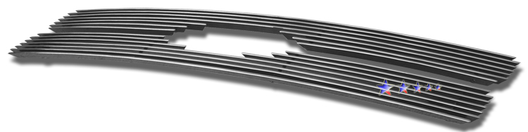 Ford Escape  2008-2012 Polished Main Upper Aluminum Billet Grille