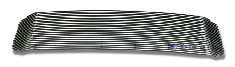 Ford Excursion  2000-2004 Polished Main Upper Aluminum Billet Grille