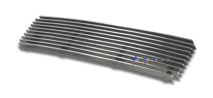 Ford Super Duty  2005-2007 Polished Lower Bumper Aluminum Billet Grille
