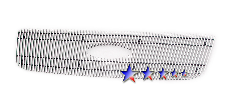 Ford Ranger Sport 2006-2012 Polished Main Upper Aluminum Billet Grille