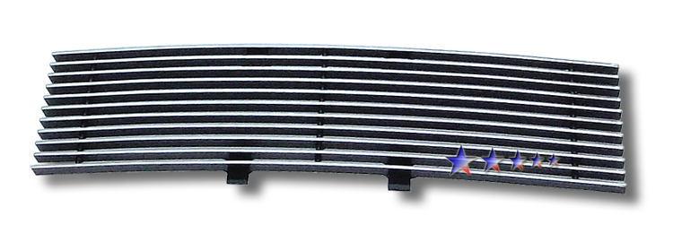 Ford F150  2009-2012 Polished Lower Bumper Aluminum Billet Grille