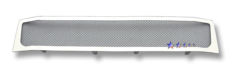 Ford Flex  2009-2012 Chrome Main Upper Mesh Grille
