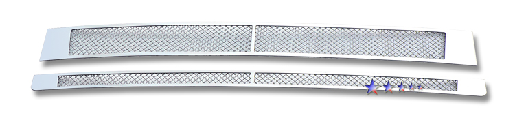 Ford Flex  2009-2012 Chrome Lower Bumper Mesh Grille
