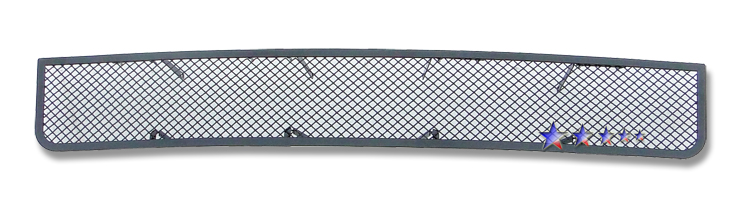 Ford Expedition  2007-2012 Black Powder Coated Lower Bumper Black Wire Mesh Grille