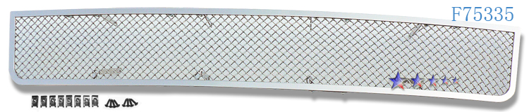 Ford Expedition  2007-2012 Chrome Lower Bumper Mesh Grille