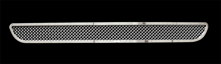 Ford F150  2006-2008 Chrome Lower Bumper Mesh Grille