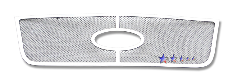 Ford Expedition  2003-2006 Chrome Main Upper Mesh Grille