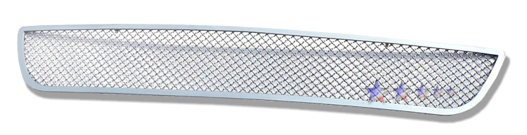 Ford Expedition  2003-2006 Chrome Lower Bumper Mesh Grille