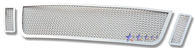 Ford Explorer Sport Trac  2007-2010 Chrome Main Upper Mesh Grille