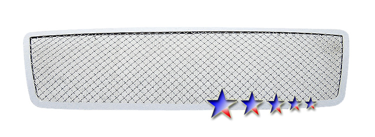 Ford F150  2004-2008 Chrome Main Upper Mesh Grille