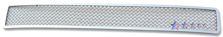 Ford Escape  2008-2012 Chrome Lower Bumper Mesh Grille