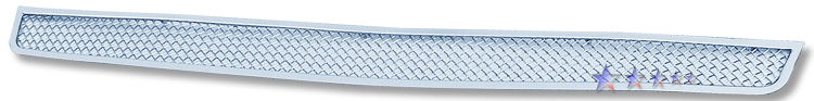 Ford Mustang  2005-2009 Chrome Lower Bumper Mesh Grille