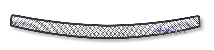 Ford Mustang  2005-2009 Black Powder Coated Lower Bumper Black Wire Mesh Grille