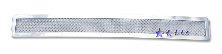 Ford Econoline  2008-2012 Chrome Lower Bumper Mesh Grille