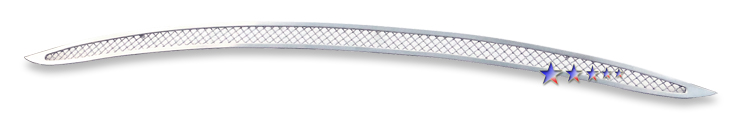 Ford Focus  2008-2011 Chrome Main Upper Mesh Grille