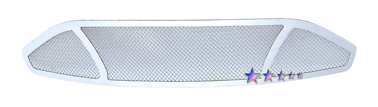Ford Taurus Sho 2009-2011 Chrome Lower Bumper Mesh Grille