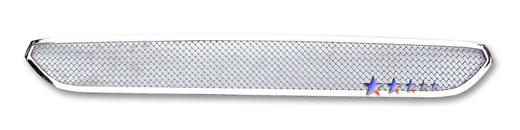 Ford Fusion  2010-2012 Chrome Lower Bumper Mesh Grille