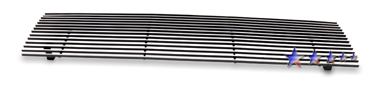 Ford Bronco Ii  1989-1992 Polished Main Upper Stainless Steel Billet Grille