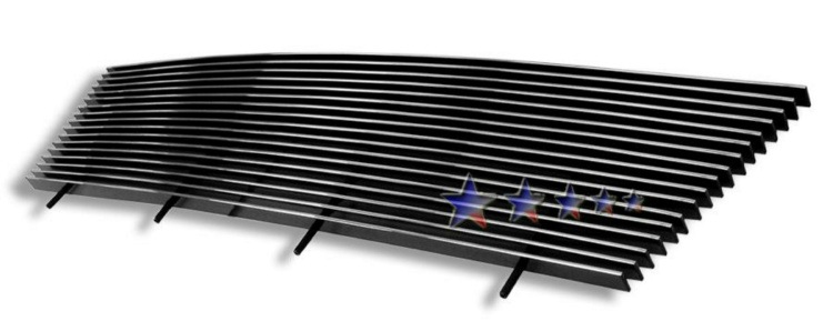 Ford Ranger  1998-2000 Polished Main Upper Stainless Steel Billet Grille