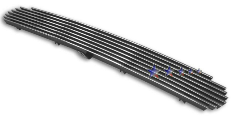 Ford Ranger  1998-2000 Polished Lower Bumper Aluminum Billet Grille