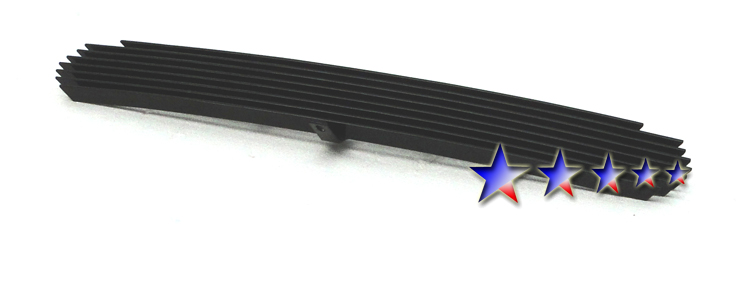 Ford Ranger  1998-2000 Black Powder Coated Lower Bumper Black Aluminum Billet Grille