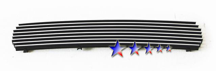 Ford Excursion  2000-2004 Polished Lower Bumper Stainless Steel Billet Grille