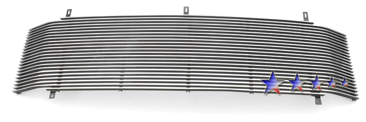 Ford Excursion  1999-2004 Polished Main Upper Aluminum Billet Grille