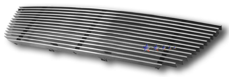 Ford Escape  2005-2007 Polished Main Upper Aluminum Billet Grille