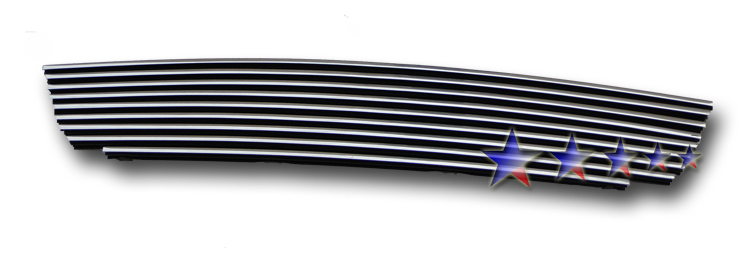 Ford Expedition  2003-2006 Polished Lower Bumper Aluminum Billet Grille