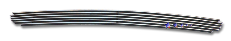 Ford Mustang  1999-2004 Polished Lower Bumper Stainless Steel Billet Grille