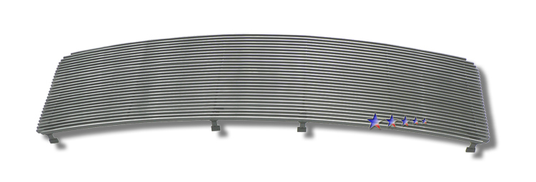 Ford F150  2009-2012 Polished Main Upper Aluminum Billet Grille