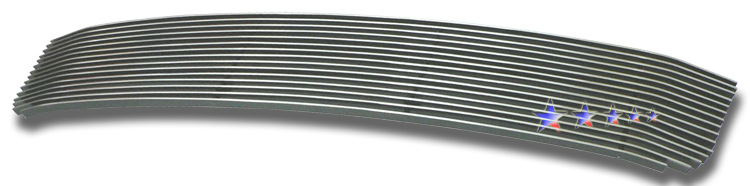 Ford Fusion  2006-2009 Polished Lower Bumper Aluminum Billet Grille