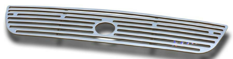 Ford Expedition  2003-2006 Polished Lower Bumper Perimeter Grille