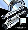 Lexus IS300 2001-2005   Cat Back Exhaust System