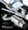 Toyota Corolla 1998-2002   Cat Back Exhaust System