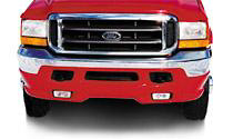 Ford 99-01 F250, F-350, F-450 & Excursion Front Air Dam