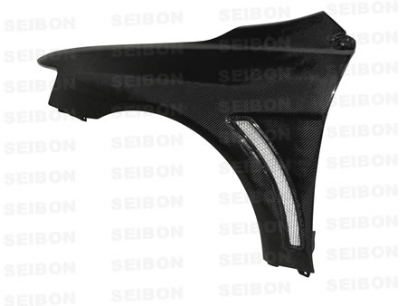 Mitsubishi Lancer Evo X 2008-2010 Carbon Fiber 10mm Wider Fenders