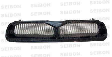 Subaru WRX  2002-2003 Cw Style Carbon Fiber Front Grille