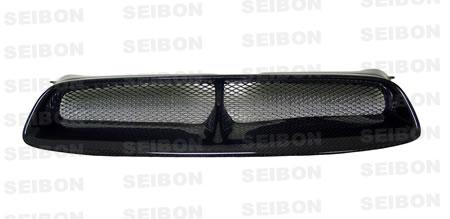 Subaru WRX  2004-2005 Cw Style Carbon Fiber Front Grille