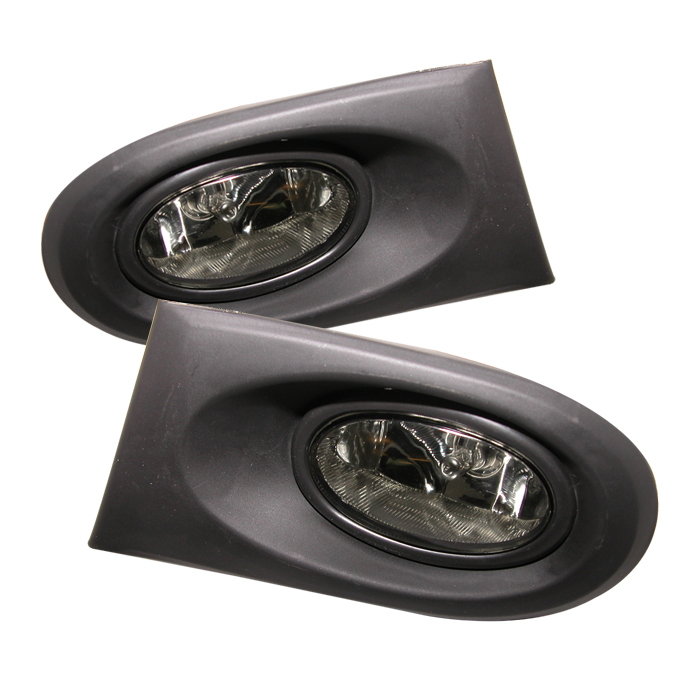 Acura Rsx 2002-2004  Smoke Fog Lights