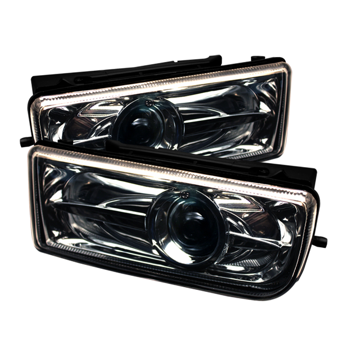 Bmw 3 Series 1992-1998 E36 Smoke Fog Lights  - (no Switch)