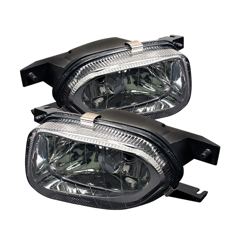 Mercedes Benz E Class 2003-2006 (non/amg) Clear Fog Lights  - (no Switch)