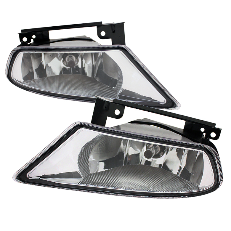 Honda Odyssey 2005-2007  Clear Fog Lights